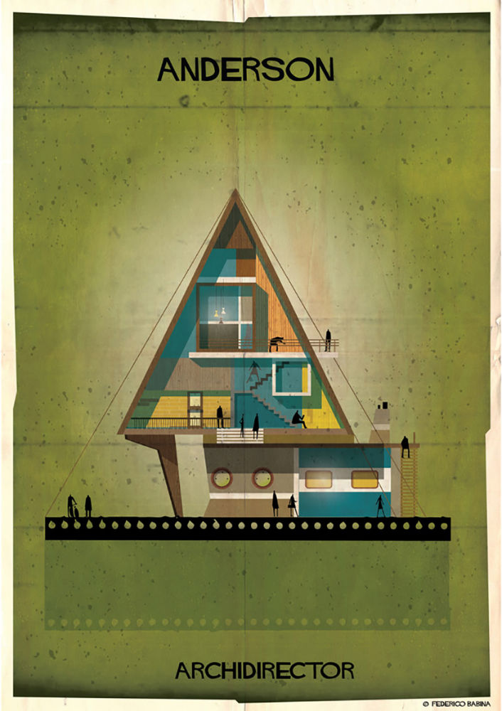 Wes Anderson Home