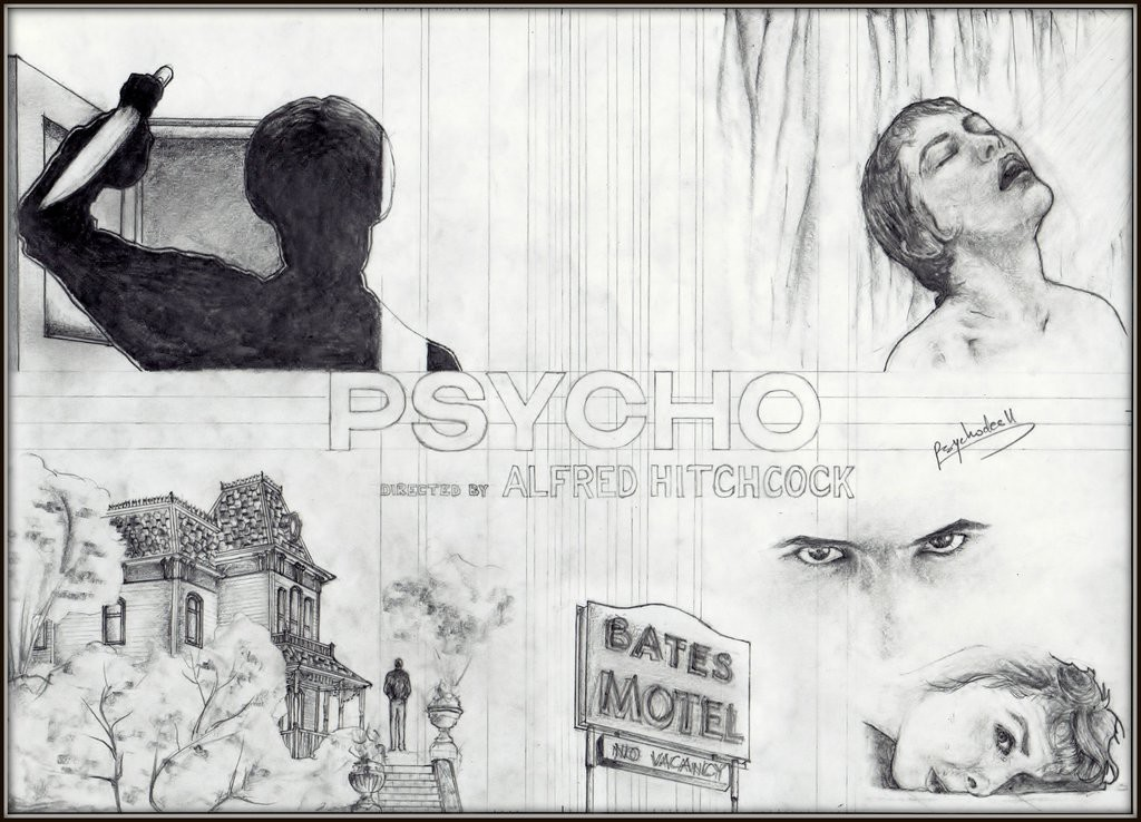 psycho_illustration___alfred_hitchcock_by_czed91-d6jv886